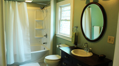 Athens Cottage – Bathroom